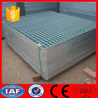 (ISO9001)high quality galvanized concrete steel grating prices