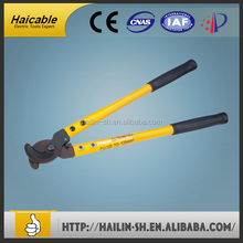 LK-125 hand-operatored copper cable wire cutters