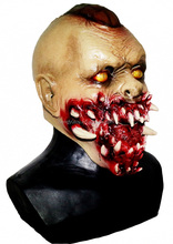 Hot-sale Trustworthy Scary Items High Quality Halloween Latex Zombie Mask