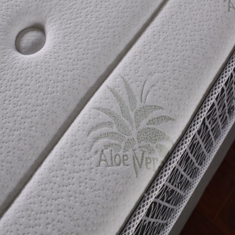 12inch Pressure Relief High density foam pocket spring hybrid mattress foam mattress CertiPUR-US - Jozy Mattress | Jozy.net