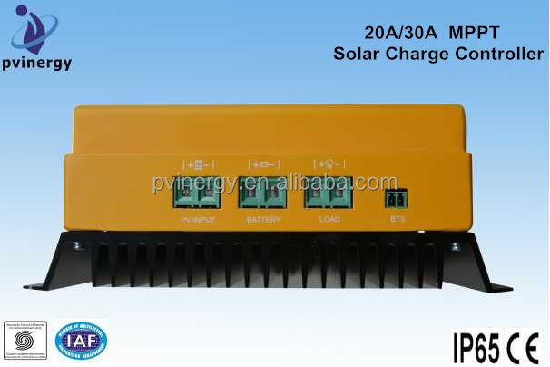 Mppt 30a Lcd Solar Charge Controller 12v 24v Dual Timer Control Solar Panel Batteries Charger Pwm Solar Controller