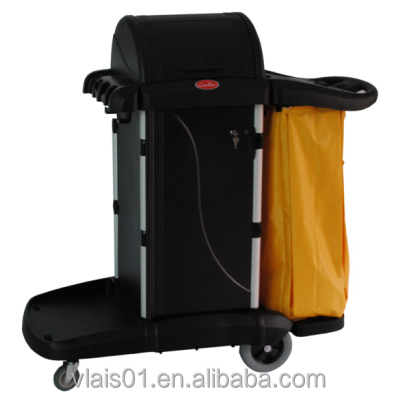 Hotel Service Clean Car Clean Storage Cart for sale
