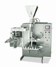 3-SIDE SEALED STICK TYPE OLIVE OIL FILLING AND PACKAGING MACHINE (5-CHANNELS)