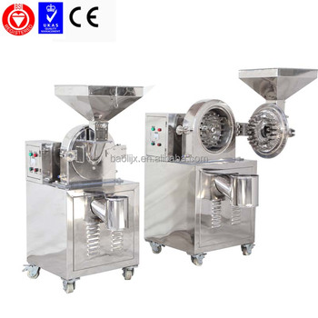 commercial dry vegetable leaves fine powder grinder / cereal powder grinder / Grain maize powder milling machine