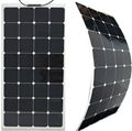 Flexible Sunpower Mono High Efficiency Solar Panel For House
