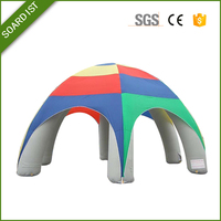 inflatable spider tent china