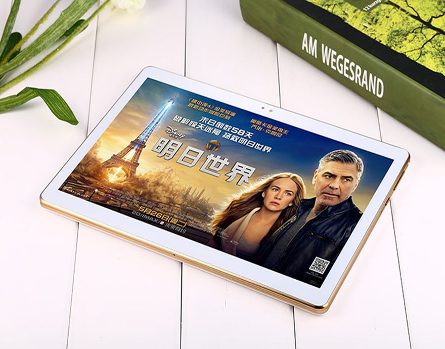 Popular 10.1 Inch IPS Screen Tablet MTK6735 Quad Core Tablet PC With Dual SIM