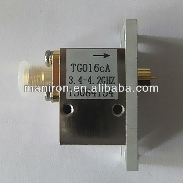 3.4-4.2GHz RF Coaxial Isolators