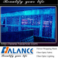 Fiber optic star curtain