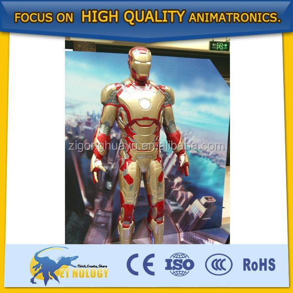 Action Figure Collection Huge Ironman Statue Toy Model
