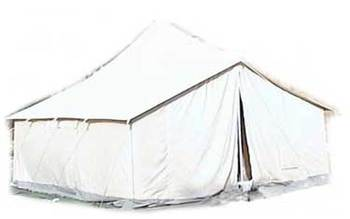 Winterized Tents