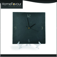 Top Chinese Factory Customized Stoneware Ceramic Wall Clocks