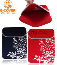 Reversible neoprene sleeve for IPAD MINI,for ipad mini smart cover