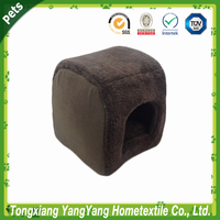 Yangyang 2015 woven fabric best pet bed & best pet house & house for cat bed