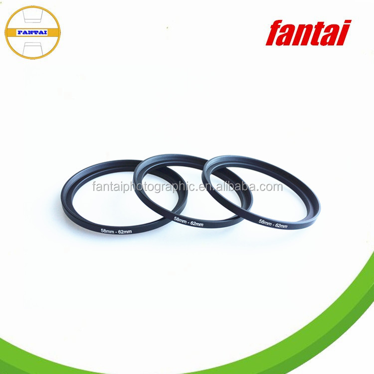 Camera lens adapter ring step up ring/step down ring