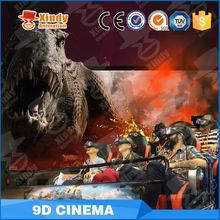 Small Invest Big Profit 5D 7D Mobile cinema simulator amusement park equipment 5d cinema chair