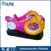 Popular electronic bumper car with joysticks control for amusement park