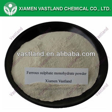 Feso4. h2o msds/properties ferrous sulphate