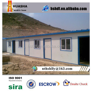 Low price flat pack office containers price for sale