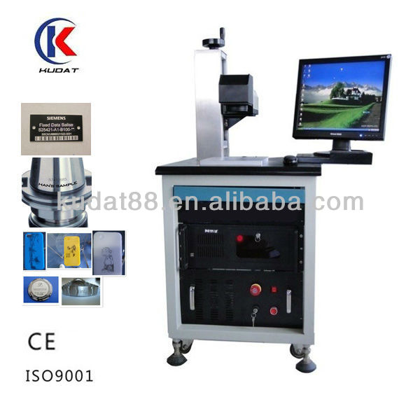 Laser marking machine with CE laser writing machine