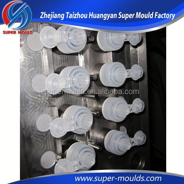 2015 custom mineral water bottle cap mould/mold,bottle closure mould,cup cap mould maker