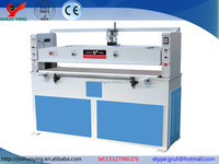 SYJ-3/25 25T CE and ISO certificated hydralic plane leather die cutting machine