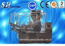 Shenhu CE/SGS double color toothpaste filling and sealing machine