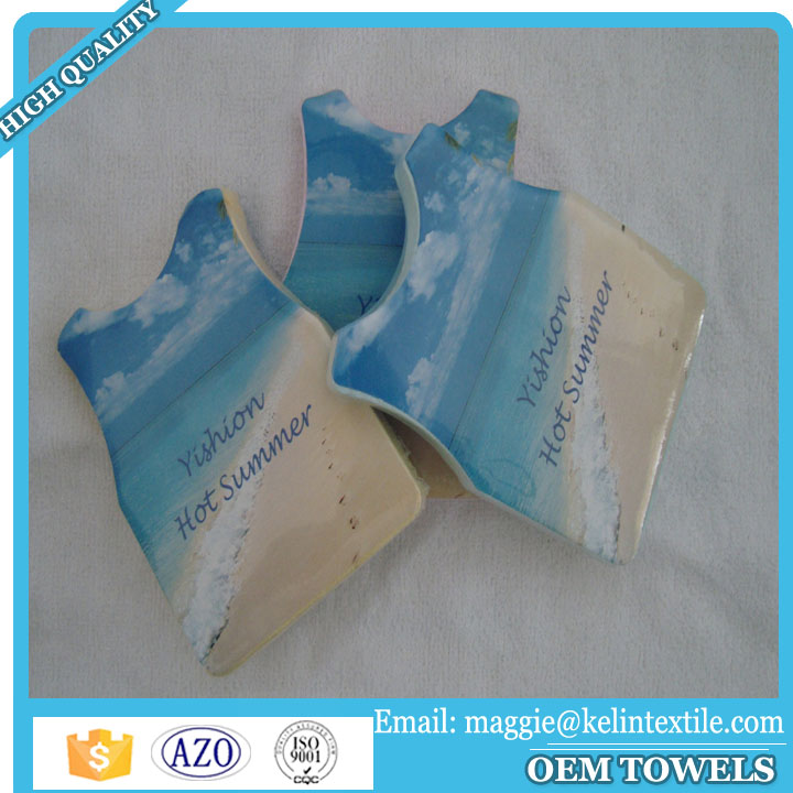 "Set of 4 New design magic towel compressed wash cloths 12""x12"""
