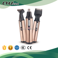 Personal Trimmer Battery Operated Ear and Nose Hair Clipper