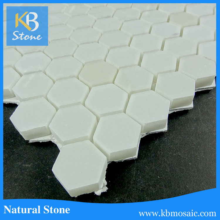 Stone Waterjet Mosaic Flooring Tile And Mosaic Pattern Marble Stone
