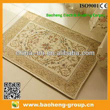 FAR INFRARED CARBON FIBER ELECTRIC HEATING CARPET FOR ROOM