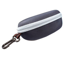 Championeer Factory Sporting Sunglass Case Wholesale Neoprene Fabric Eyeglass Cases Best Selling Eyeglass Clam Shell Style Cases