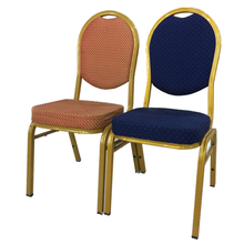 Used Steel Wholesale Stackable Banquet chair for sale