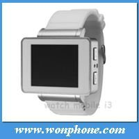 1.8inch Thin Watch Mobile Phone I8