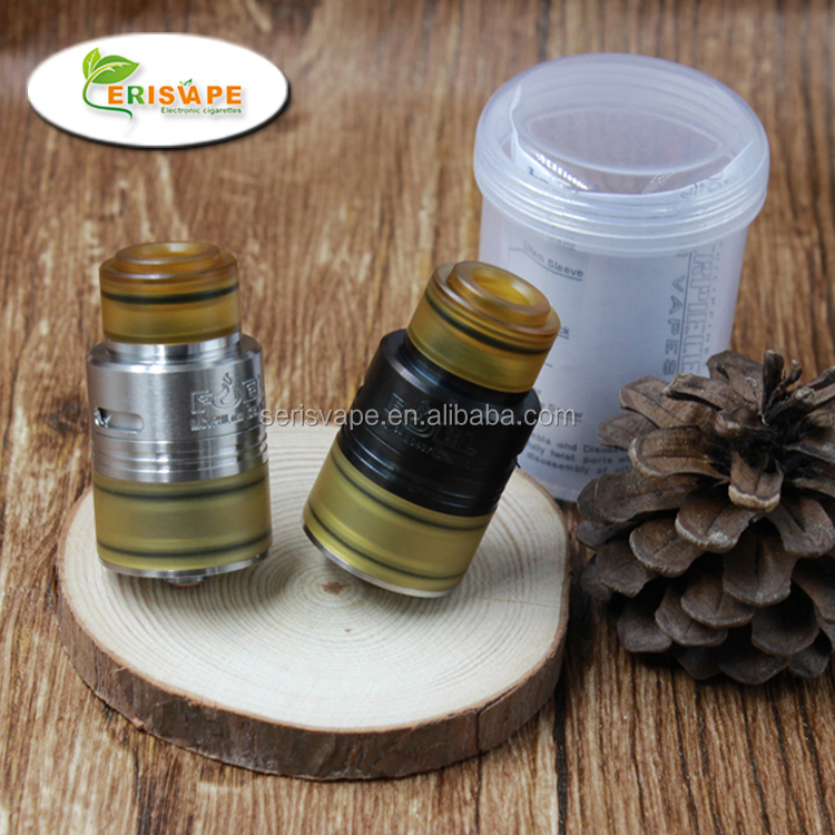 2017 Serisvape new arrival fuel rda/fuel rdta/fuel rta v2 clone with high quality and good price