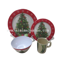 2016 New Design Disposable Melamine Serving
