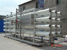 ro filter reverse osmosis plant solar seawater desalination