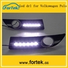 hot sale !Specialized Original Manufacture 6led drl for vw polo made in china
