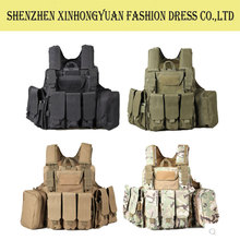 Combat Assault Plate Carrier Vest Amphibious Tactical Safety Vest For Military