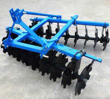 Match with massey ferguson tractor 3-point disc harrow price