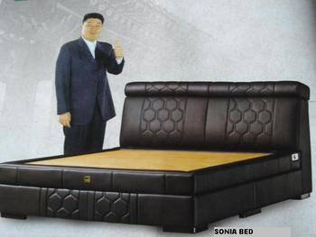 heating bed