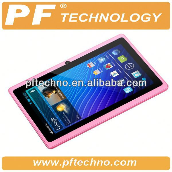 7 inch tablet pc wifi gps tv mobile phone