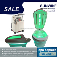 red light therapy spa massage beds spa capsule