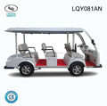 Hot Sale Eight Seats Sightseeing Car LQY081AN with Gearbox