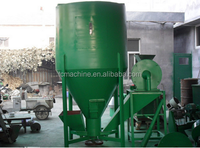 China supply hot sale reasonable price grinder blender machine for poultry feed