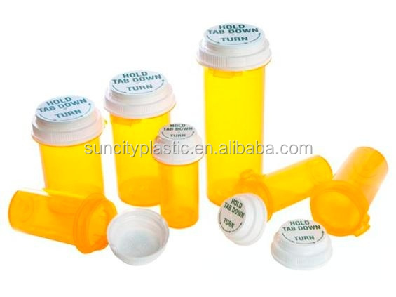 Plastic PP Screw Lock Caps from China Factory