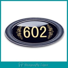Hotel Room Number Plate House Number Plate Door Plate