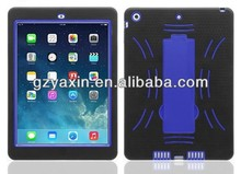 Android Silicon Case for ipad mini,Kickstand Silicon Case for ipad Mini