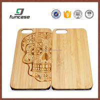 funny mobile phone case Genuine wood phone case for iphone 6