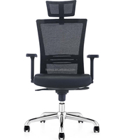 Modern Office Chair Leather Eco leather YS-919